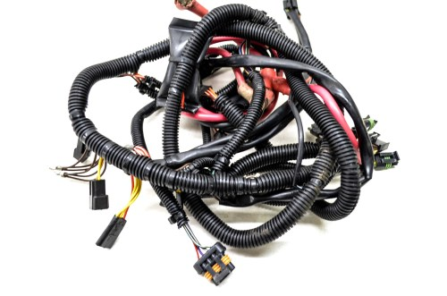 small resolution of 02 polaris scrambler 400 4x4 wire harness electrical wiring