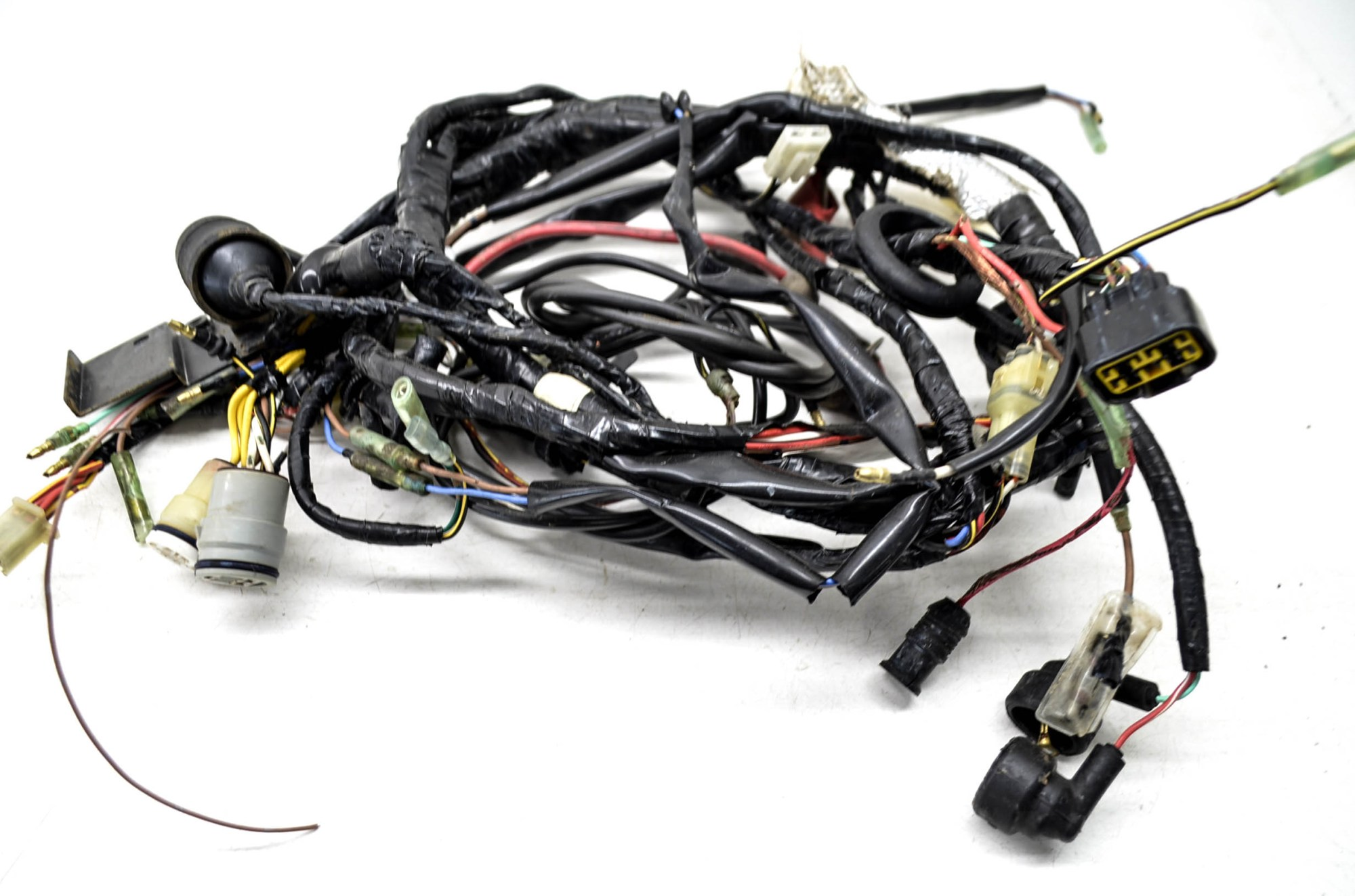 hight resolution of 02 kawasaki prairie 300 4x4 wire harness electrical wiring kvf300a