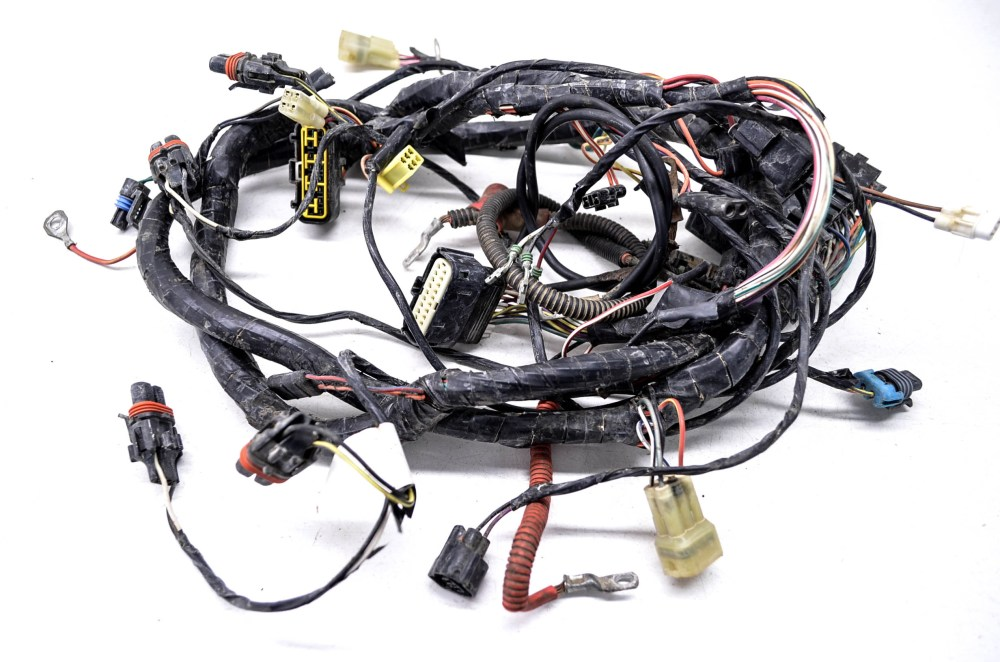 medium resolution of 07 arctic cat 400 4x4 wire harness electrical wiring ebay gallery image