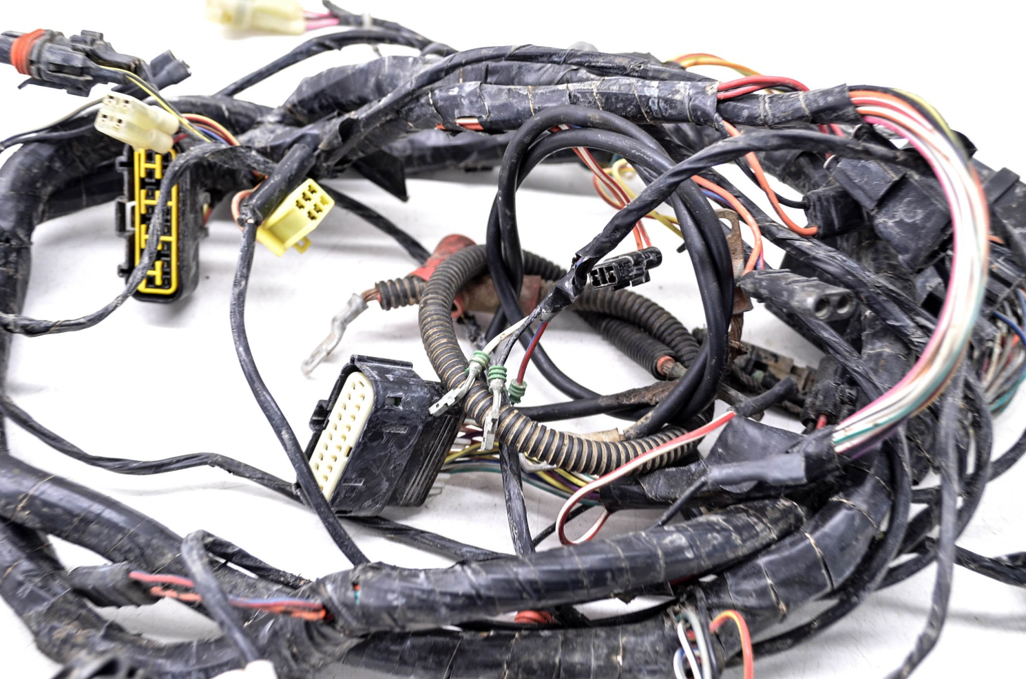 hight resolution of 07 arctic cat 400 4x4 wire harness electrical wiring ebay gallery image