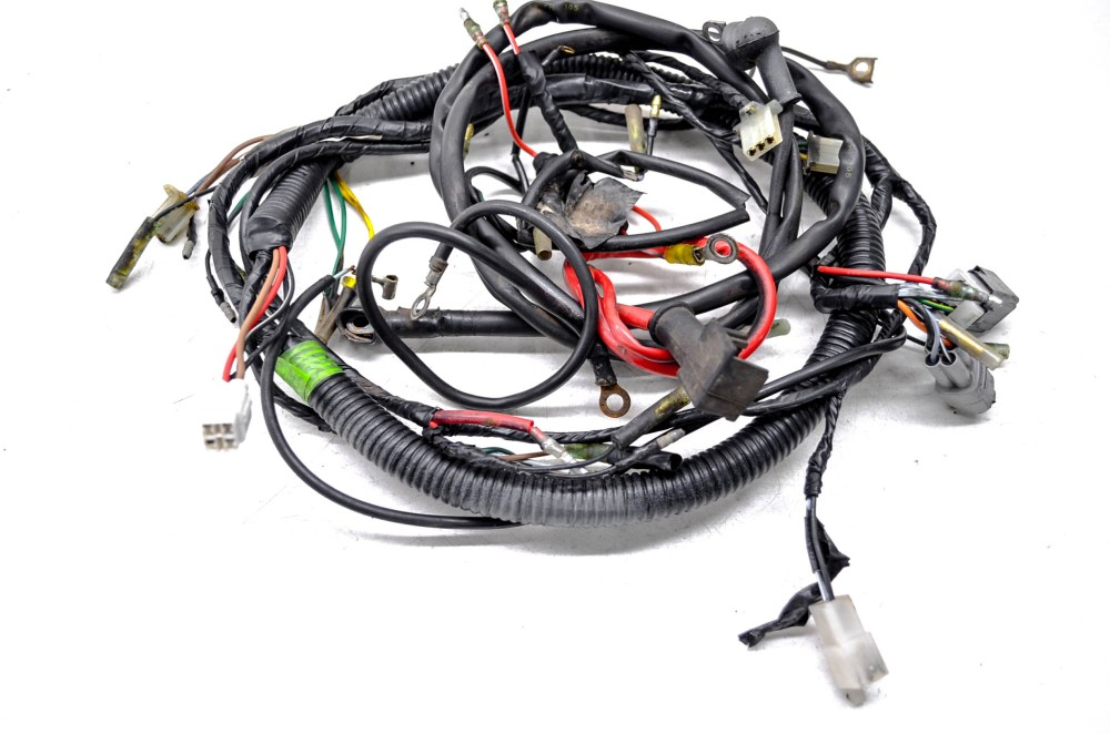 medium resolution of wiring harness rhode island wiring library wiring harness connectors 98 yamaha timberwolf 250 2x4 wire harness