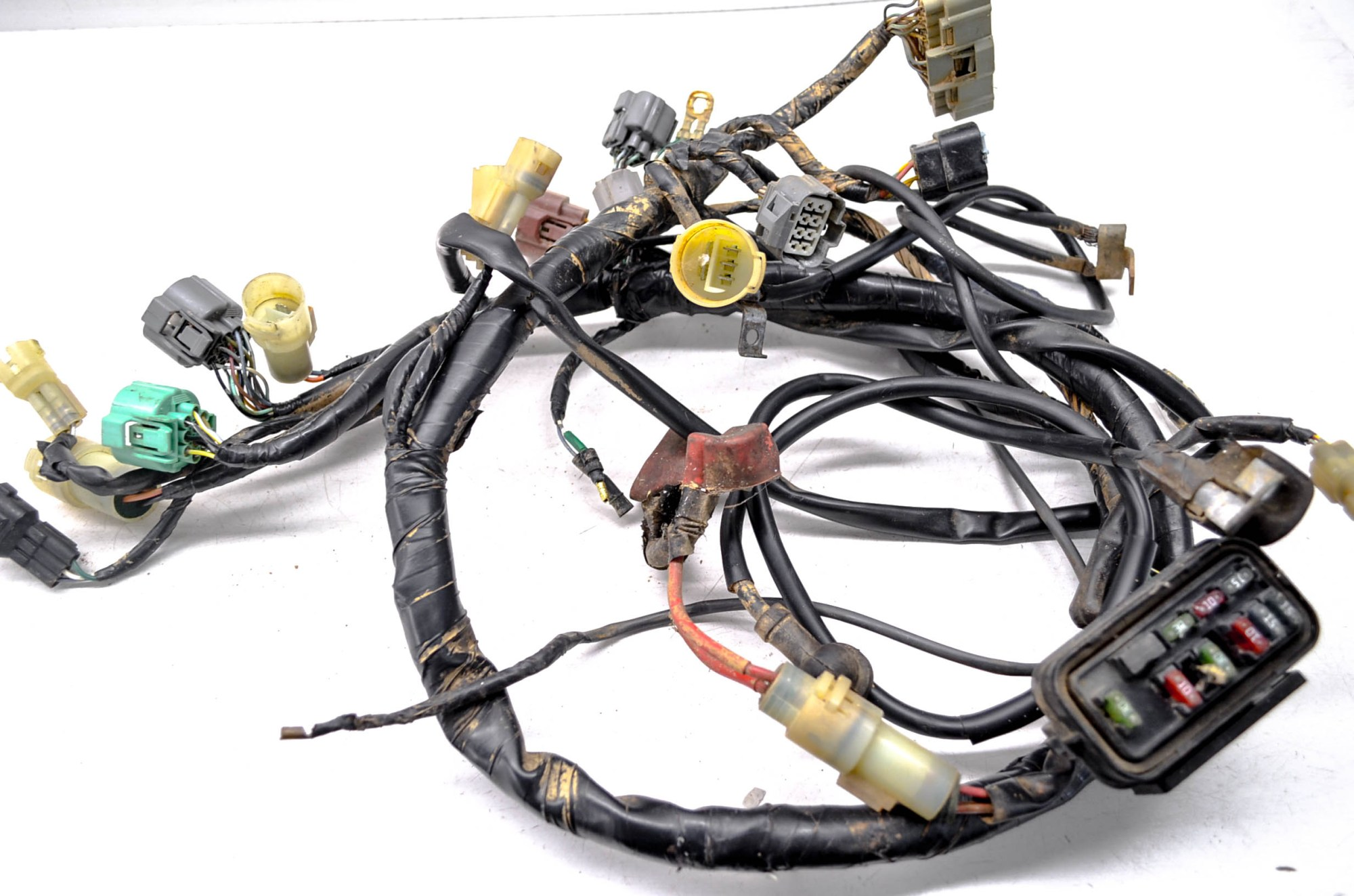 hight resolution of 01 honda rancher 350 2x4 wire harness electrical wiring trx350te 2008 honda rancher wiring harness honda rancher wiring harness