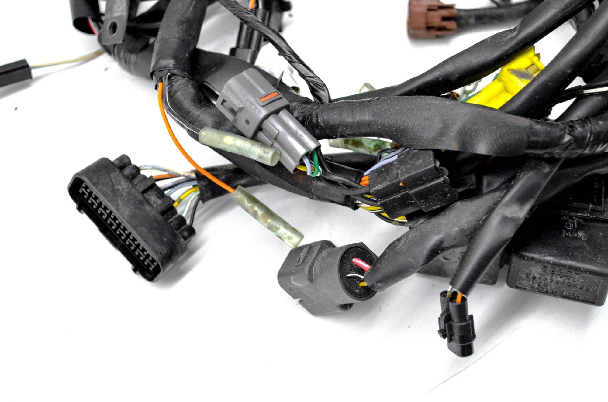 hight resolution of suzuki 2x4 eiger wiring harness diagram components electrical circuit suzuki eiger wiring harness 2x4