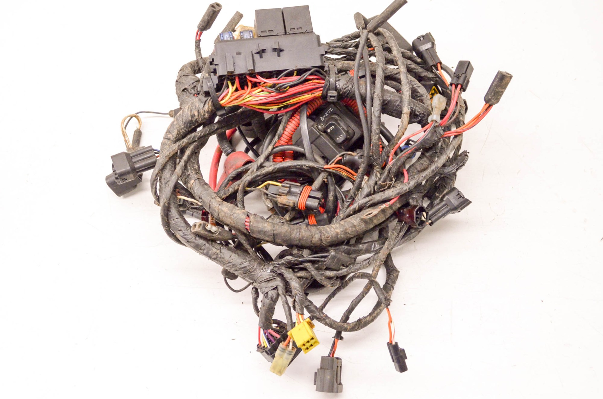 hight resolution of 04 arctic cat 650 v2 4x4 wire harness electrical wiring