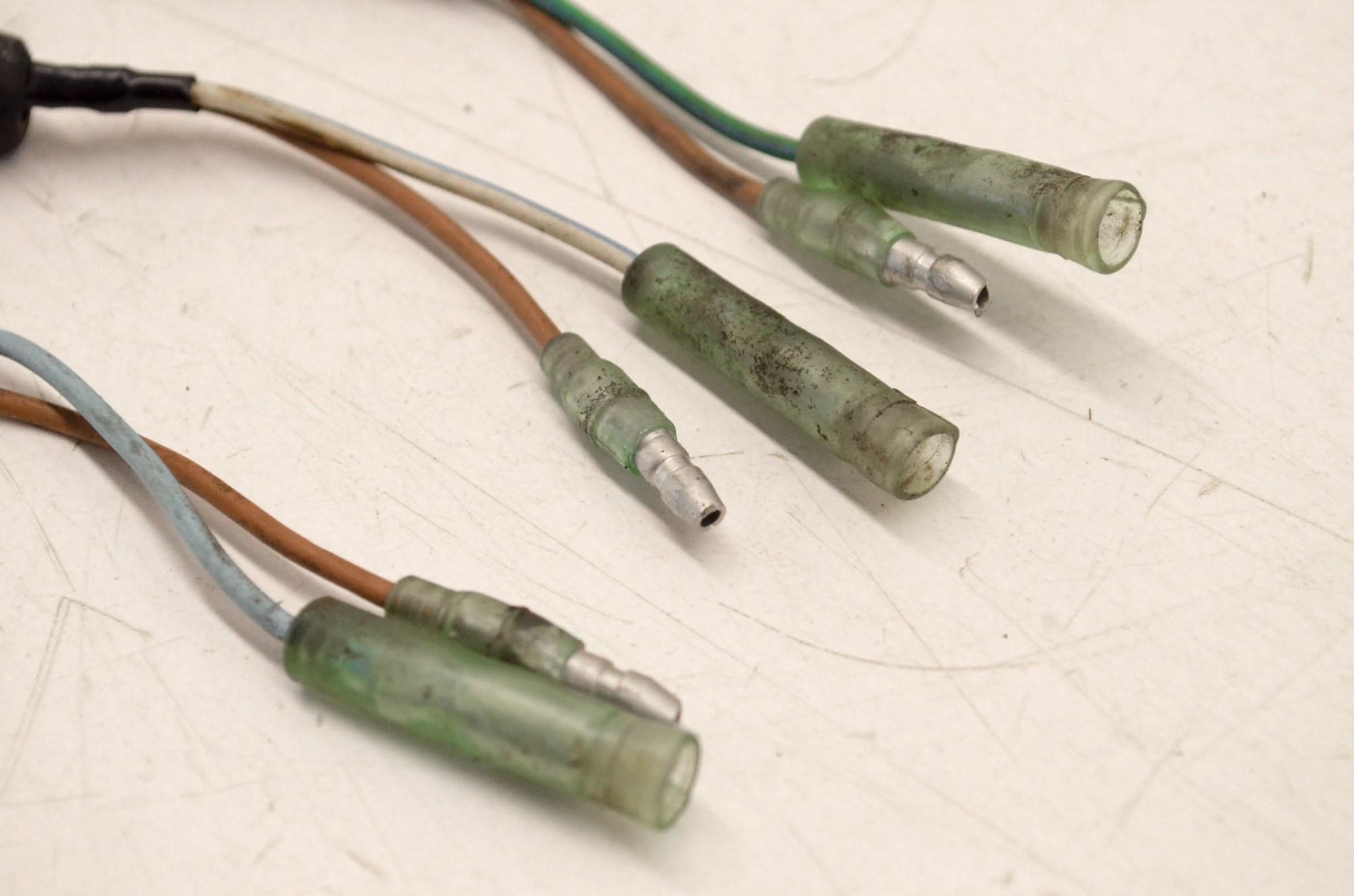 hight resolution of  diagram wiring liry on 95 yamaha wolverine 350 4x4 indicator lights neutral dash yfm350fx on
