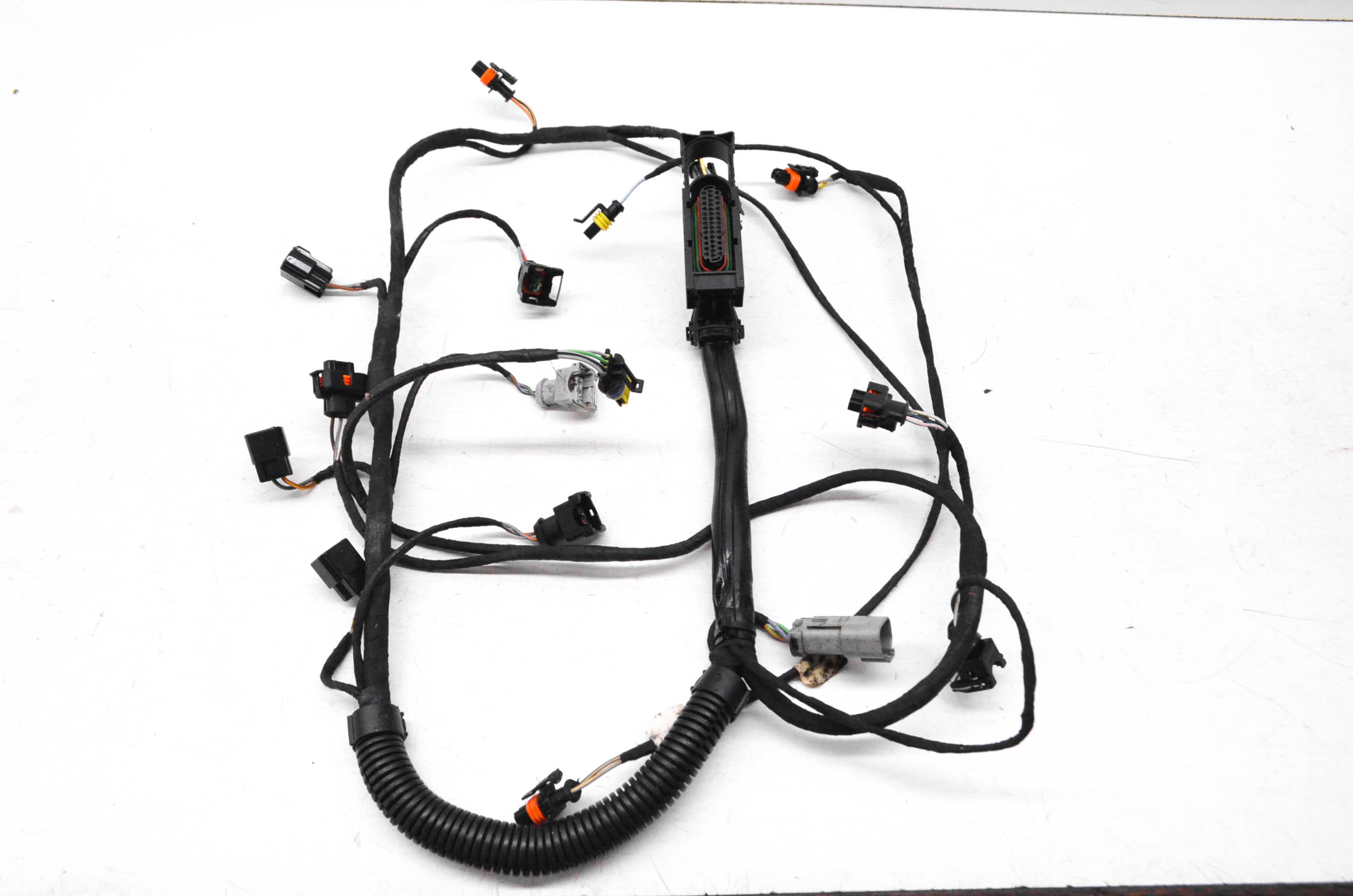07 Sea Doo Gtx 4 Tec Engine Wire Harness Electrical