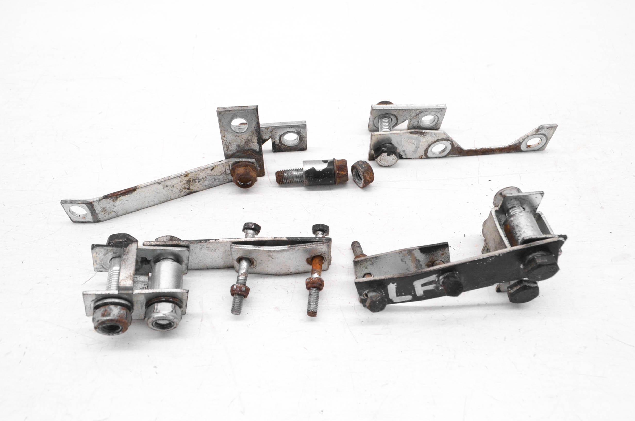 99 Honda Foreman 400 4x4 Lift Kit Bracket Mounts Trx400fw