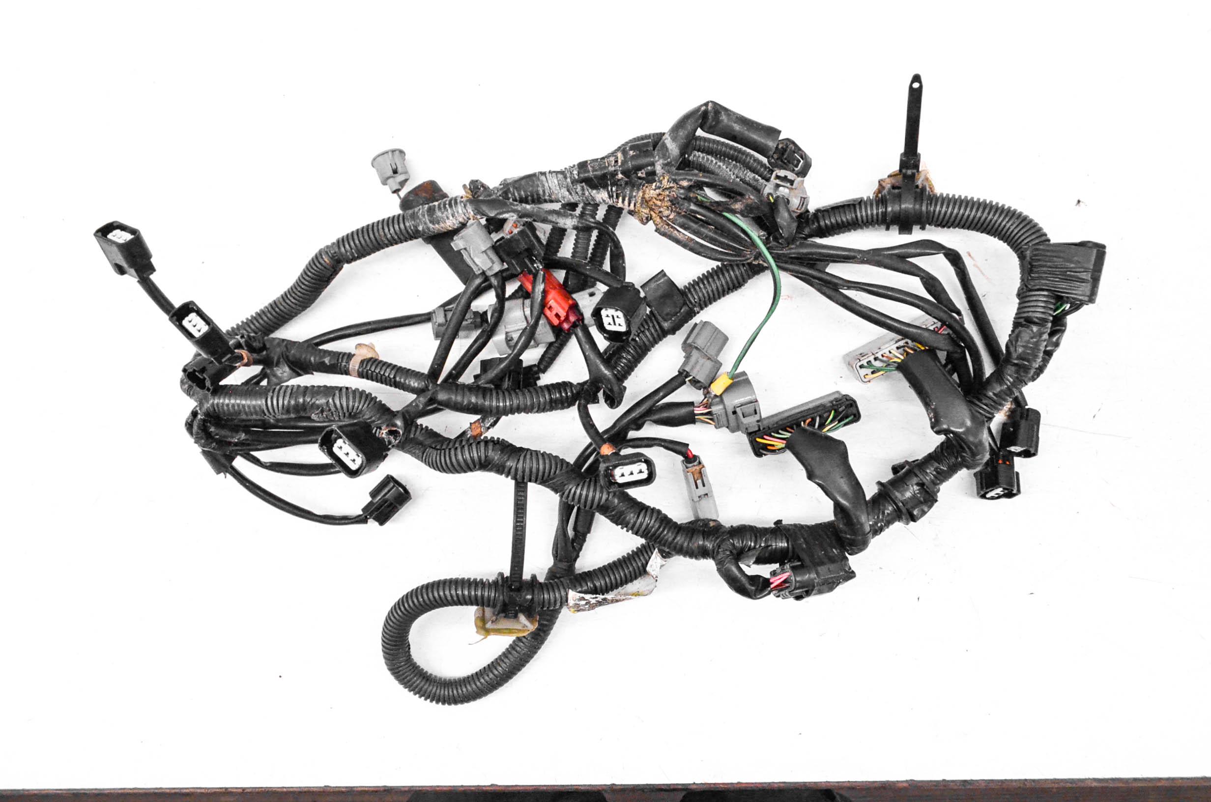 04 Honda Aquatrax F 12x Engine Wire Harness Electrical