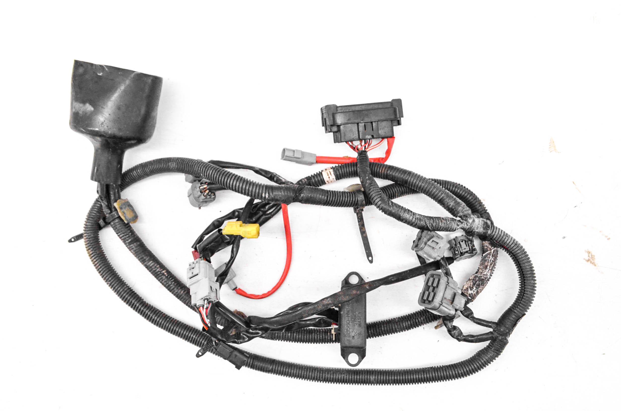 04 Honda Aquatrax F-12X Main Wire Harness Electrical