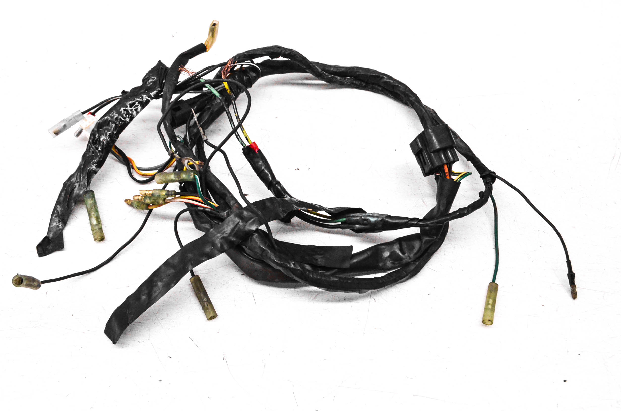 03 Yamaha Blaster 200 2x4 Wire Harness Electrical Wiring