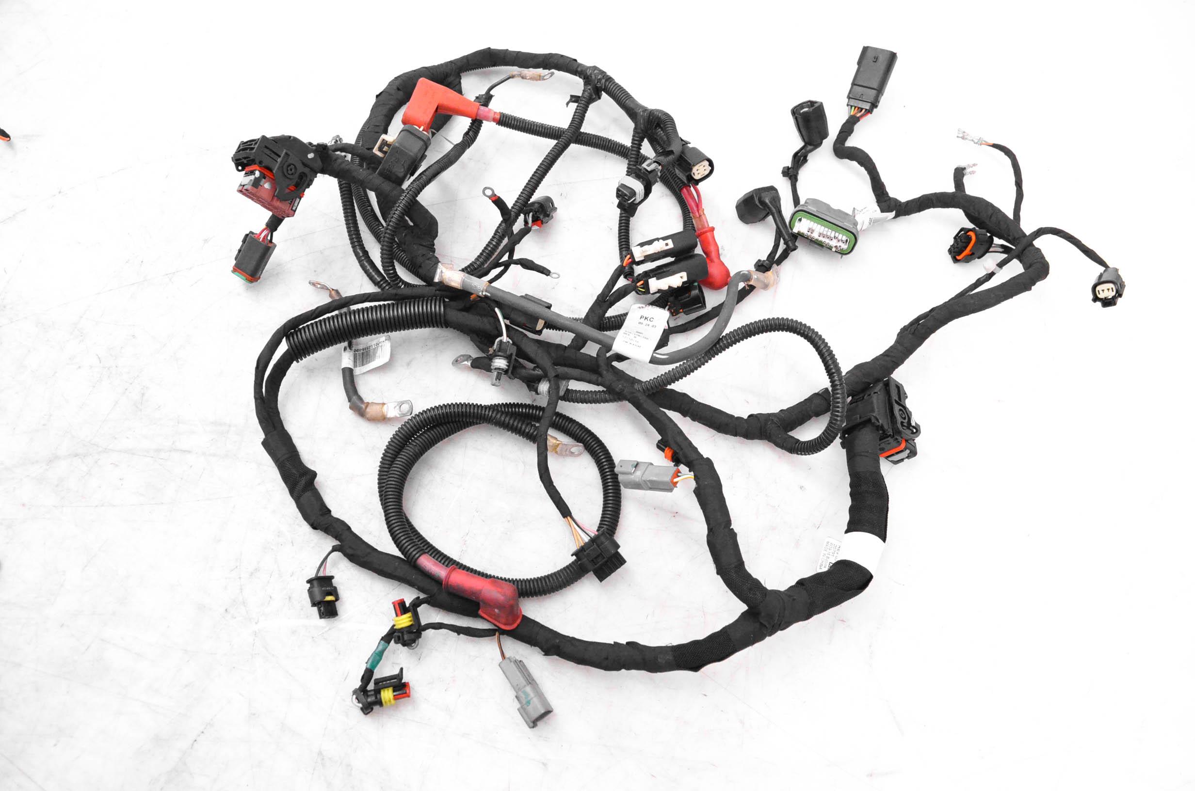 17 Ski Doo Renegade 850 Adrenaline E Tec Wire Harness