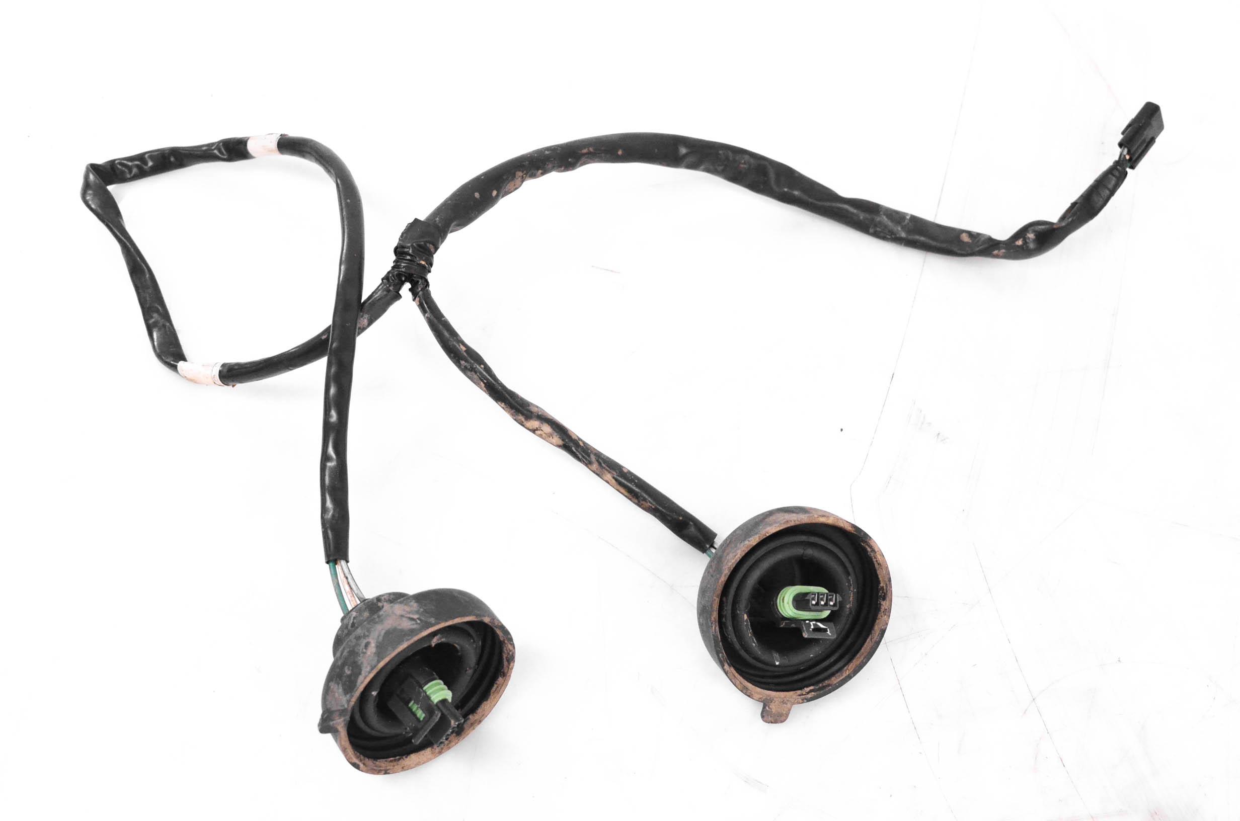 04 Honda Rancher 350 4x4 Front Headlight Sockets Harness