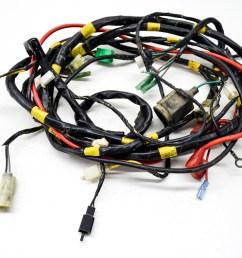 09 polaris rzr 170 wire harness electrical wiring [ 2464 x 1632 Pixel ]
