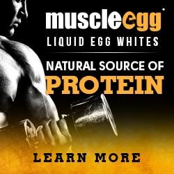 MuscleEgg Flavored Liquid Egg Whites