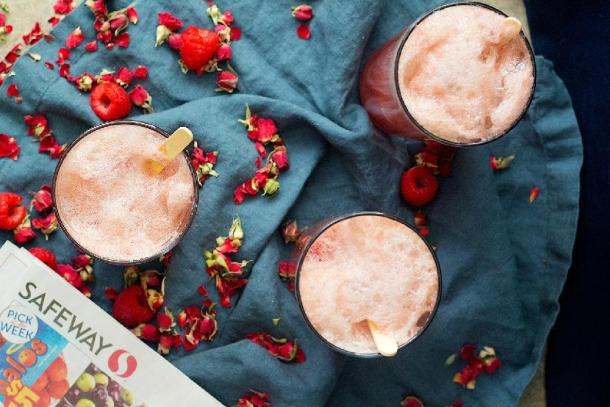 This party punch recipe is so simple and is filled with great flavors.