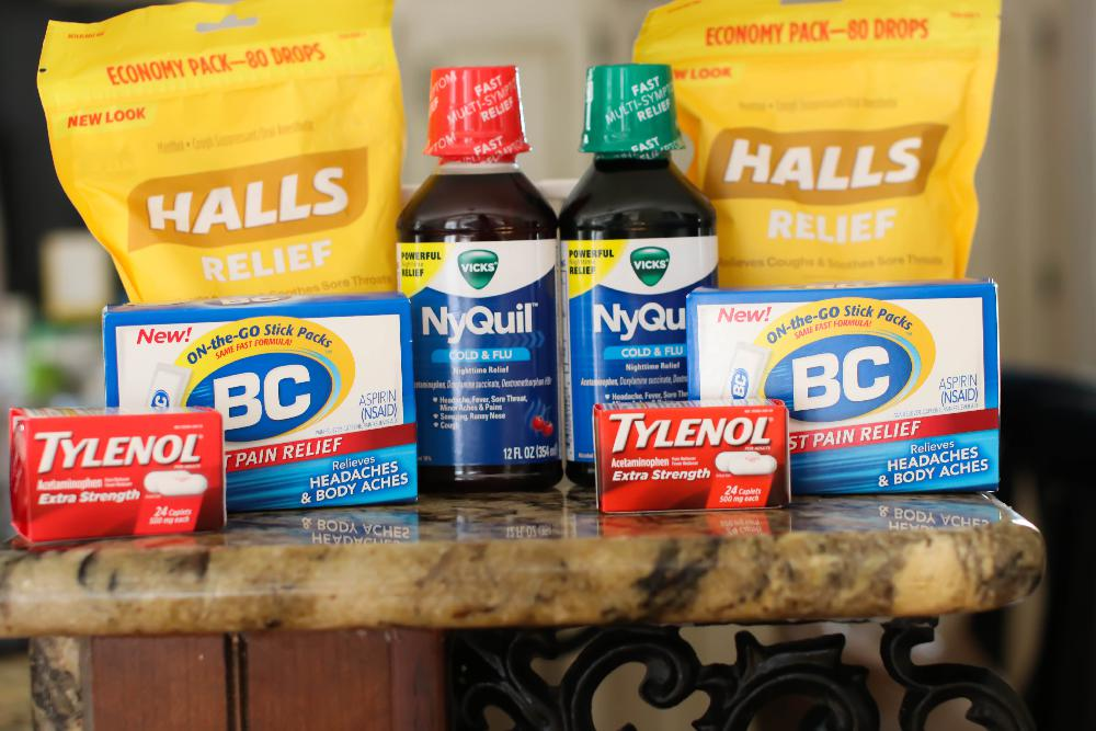 How I Organize my Medicine Cabinet with Dollar General ...