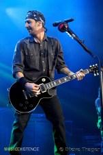 Godsmack - UPROAR Festival 2014 - Steve Trager003