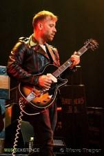 The Black Keys Live - Wells Fargo Center - Philadelphia, Pa - Steve Trager013