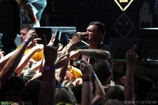 New Found Glory live at Revolution
