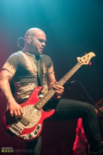 Flyleaf live at Gramercy Theater, NYC. 10.16.14