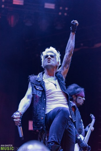 Sixx:AM || MMR*B*Q, Camden NJ 05.21.16