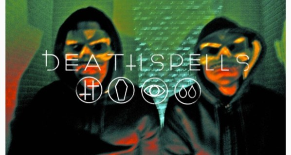61090e84da92b DEATH SPELLS is alive DEATH SPELLS is James Dewees and Frank Iero. DEATH  SPELLS will release a full length album in July. DEATH SPELLS will be  performing ...