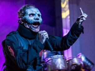 Corey Taylor of Slipknot at the PNC Arts Center. 7.9.16