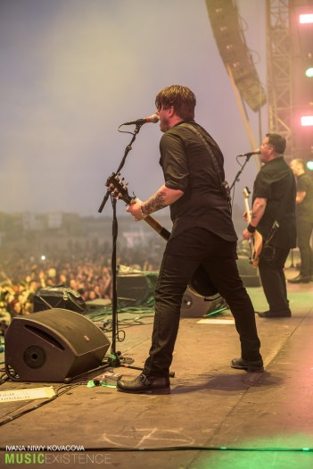 Dropkick Murphys at Nova Rock 2016