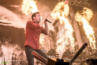 Heaven Shall Burn at Nova Rock 2016