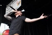 Crown The Empire    Warped Tour 2016, Holmdel NJ 07.17.16