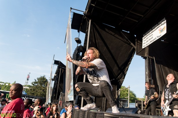 VANNA || Warped Tour 2016, Holmdel NJ 07.17.16