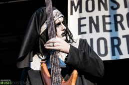 Motionless in White || Warped Tour 2016, Holmdel NJ 07.17.16
