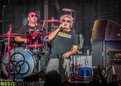 Sammy Hagar & The Circle - 9/2/16 Northerly Island - Chicago, IL
