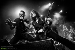 Lords Of Black at Simm City in Vienna