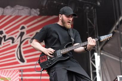Twelve Foot Ninja    Rock Allegiance, Chester PA 09.18.16