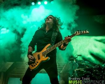 Megadeth - 10/5/16 Sears Centre - Hoffman Estates, IL.