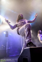 Lacuna Coil at Simm City in Vienna