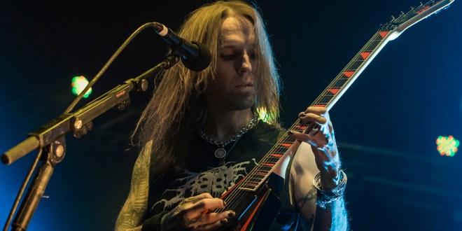 Gallery: Children Of Bodom at The Pressroom Phoenix, AZ 12