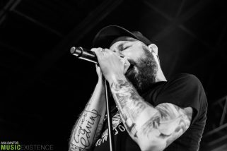 In Flames || Sayreville, NJ 05.02.17