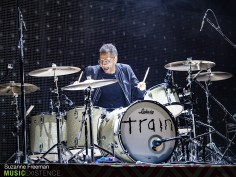 drummer from Train