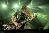 In Flames at Nova Rock 2017