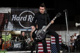 Anti-Flag    Warped Tour - Holmdel, NJ 07.15.17