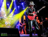 Carlos Santana plays to a sold out show at the House of Blues in Anaheim, CA. on September 11th, 2017