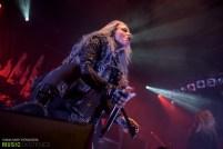 Arch Enemy at Majestic Music Club in Bratislava