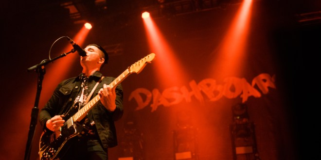 Dashboard Confessional at Stage AE in Pittsburgh August 2018