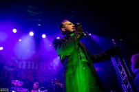 The Damned at Irving Plaza