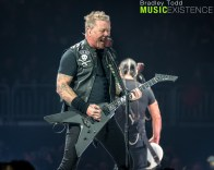 Metallica 10/16/18 Milwaukee, WI. (Photo by Bradley Todd - All Rights Reserved)