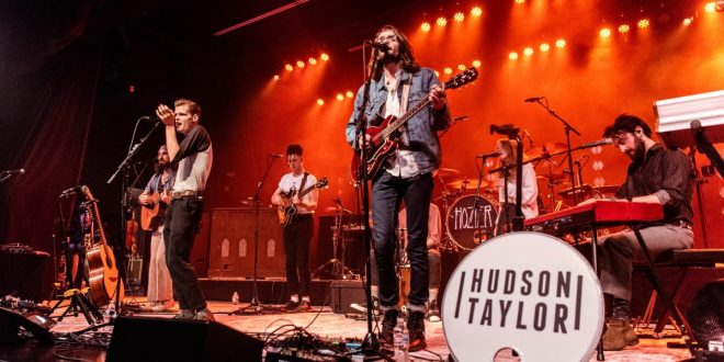 Gallery Hudson Taylor At Marquee Theatre In Phoenix Az Music