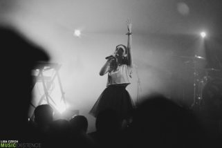CHVRCHES at The Orpheum Theatre Boston