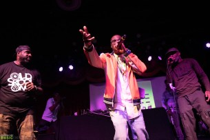 Sensational with Jungle Brothers at Brooklyn Bowl